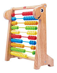 Buy Giggles - 9924100 Abacus - <b>Wooden Educational Toy</b> Online at ...