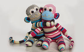 Calendar: March Comes In Like a Sock Monkey and Goes Out Like ...