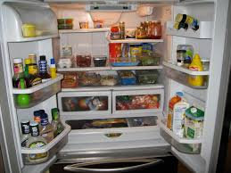 Post a picture of the contents of your fridge! Images?q=tbn:ANd9GcTibPSzNiqlBJq7zy0ZjI_zR-RDUFFwQa8RgwhKQesLgjj32c2a1w