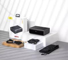 Автомобильный <b>компрессор Baseus Smart Inflator</b> Pump Black ...