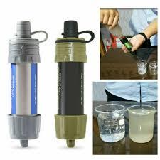 <b>Outdoor</b> Water Filter Straw <b>Water Filtration</b> System <b>Water Purifier</b> ...