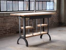 carpet modern industrialistic kitchen maple modern industrial kitchen island console table