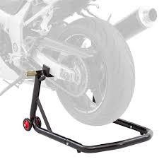 <b>Black</b> Widow Swingarm <b>Rear Motorcycle</b> Stand | Discount Ramps