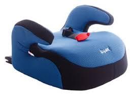 Купить Бустер <b>группа 3</b> (<b>22</b>-36 кг) Siger Бустер FIX, синий по ...