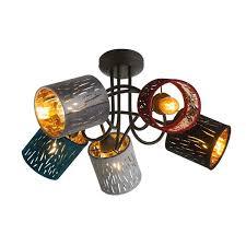 <b>Потолочная люстра</b> Ticon <b>15266</b>-<b>5D Globo</b> (Австрия) | купить ...