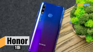 <b>Honor 10i</b> — обзор смартфона - YouTube