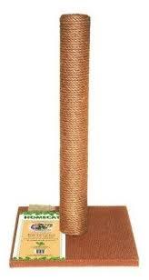 <b>Когтеточка Homecat столбик</b> 29.5 х 29.5 х 50 см
