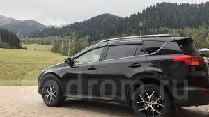 Ветровики (<b>дефлекторы боковых окон</b>) Toyota Rav <b>4</b> 2013 ...