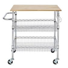 <b>Kitchen Carts</b> - Carts & Utility Tables - The Home Depot
