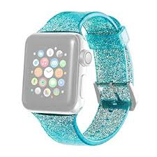 AutumnFall Unisex Bling Soft Silicone Replacement ... - Amazon.com