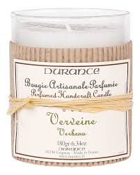 <b>Ароматическая свеча Perfumed</b> Handmade Candle Verbena 180г ...