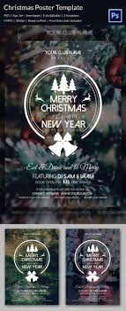 christmas poster templates psd eps png ai vector premium christmas poster template