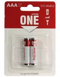 <b>Батарейка Smartbuy</b> One ECO alkaline LR03 (<b>AAA</b>, 2 штуки ...