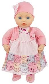 Купить Интерактивная <b>кукла Zapf Creation</b> Baby Annabell ...