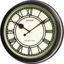 Купить интерьерные <b>часы Rhythm</b> | Каталог часов <b>Rhythm</b> для ...