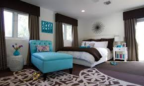 Turquoise Bedroom Turquoise And Brown Bedroom