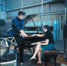 <b>Claudio</b> Abbado & <b>Martha Argerich</b> - © Ilse Buhs — Google Arts ...