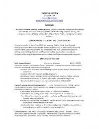 free resume good resume summary examples professional summary resume examples summary of qualifications resume example of professional summary for resume