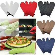 <b>Heat Resistant</b> Gloves in <b>Oven</b> Mitts & Pot Holders for sale | eBay