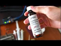 <b>Очиститель термопасты</b> WinLine DS-1 - нужен ли для мягких ...
