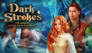 Dark <b>Strokes: The</b> Legend of the Snow Kingdom Collector's Edition ...