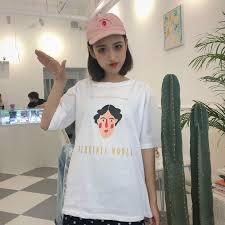 <b>Summer New Style</b> Women Tshirt <b>European</b> American Print Short ...