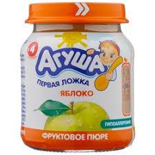 Детское <b>пюре Агуша</b> — купить на Яндекс.Маркете