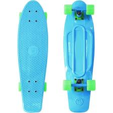"<b>Скейтборд</b> RT <b>Y</b>-<b>Scoo Fishskateboard 22</b>"" с сумкой арт. 401, 56,6х15"