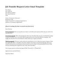Promotion Request Letter for Higher Sample