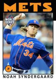 Image result for syndergaard card