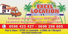 EXCEL LOCATION LE LAMENTIN Martinique