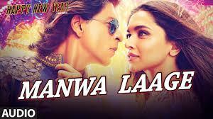 "Exclusive: ""Manwa Laage"" Full AUDIO Song | Happy New Year ..."