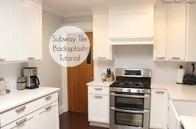 design subway tile backsplash kitchen