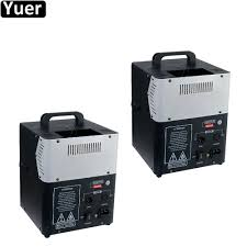<b>2Pcs</b>/<b>Lot Stage Effect</b> Quipment 200W Double Heads Fire Machine ...