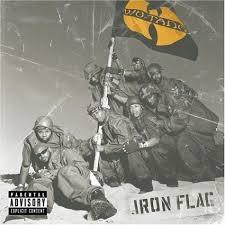 <b>Wu Tang Clan Iron</b> Flag Explicit Version. The Sound Garden