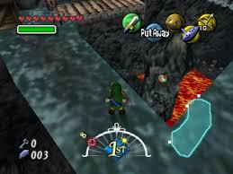 Resultado de imagem para zelda majoras mask snowhead temple fire arrows