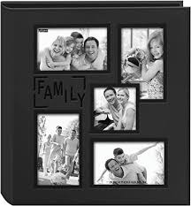 Pioneer Sewn Embossed Collage Frame 5-Up Photo ... - Amazon.com