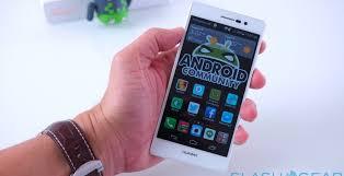 Huawei Ascend P7 Review - SlashGear