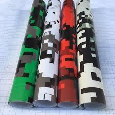 4 цвета, цифровой камуфляж, виниловая <b>пленка</b>, <b>наклейка</b>...