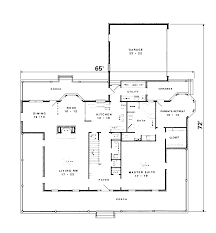 Richborough Country Home Plan D    House Plans and MoreCape Cod  amp  New England House Plan First Floor   D    House Plans