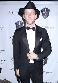 Nick Jonas Hosts Halloween Contest at 1 OAK Nightclub at The. Nick amp Olivia Jonas Gorgeous Matching 1920s Flapper amp Bootlegger Halloween Costumes