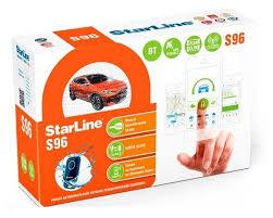 Автосигнализация <b>StarLine</b> S96 BT 2CAN+2LIN GSM/<b>GPS</b>+ ...