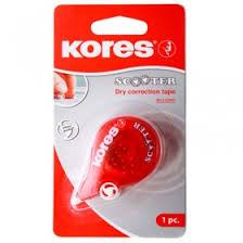 <b>Корректирующая лента KORES</b> 4,2 мм 8 м - купить по выгодной ...