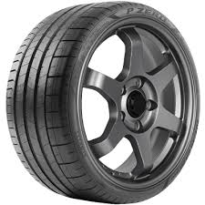 <b>PIRELLI PZERO</b> PZ4 <b>SPORT</b> tires at blackcircles.ca