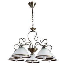 Подвесная <b>люстра Arte Lamp</b> Costanza <b>A6276LM</b>-<b>5AB</b> – купить в ...