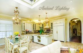 lighting your kitchen the right way ambient lighting kitchen