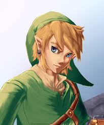 Resultat d'imatges de the legend of zelda link