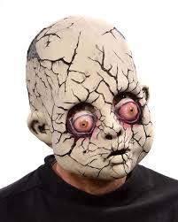 Crack <b>Baby Halloween Mask</b>