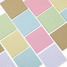 80 страниц/<b>набор</b> однотонных цветных блокнотов для заметок ...