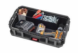 <b>Keter Connect Caddy</b> Tool <b>Box</b> Black - Krauta.ee
